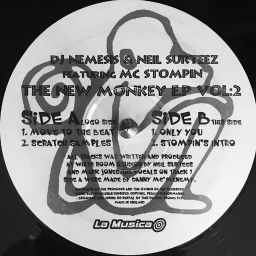 Neil Surteez - New Monkey EP Vol:2 Move To The Beat - ADM - 15:22 - 22.05.2002