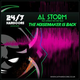 Al Storm - The Noisemaker Is Back - 24/7 Hardcore - 13:15 - 18.12.2020