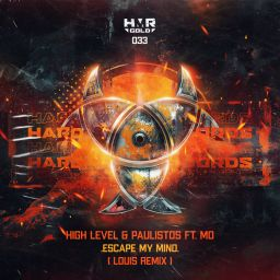 Paulistos - Escape My Mind (Louis Remix) - Hard Music Records Gold - 04:49 - 24.12.2020