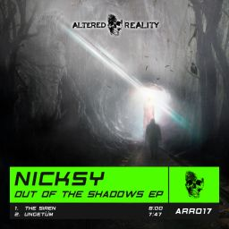 Nicksy - Out of the Shadows EP - Altered Reality Records - 15:47 - 08.01.2021