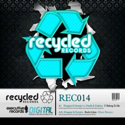 Kingsize & Eternity Vs. Denile & Eufeion - U Belong To Me - Recycled Records - 09:41 - 17.01.2012