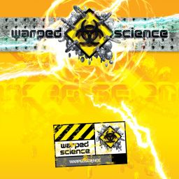 Various Artists - The Destructive Force EP Part 1 - Warped Science - 28:50 - 01.05.2012