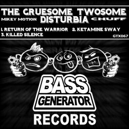 The Gruesome Twosome ft Disturbia - Balearic Bootleg EP - Bass Generator Records - 16:29 - 28.12.2012