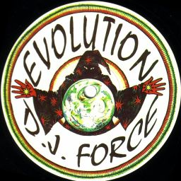 Dj Force & The Evolution - High On Life E.P - Kniteforce Records - 10:48 - 09.10.1994