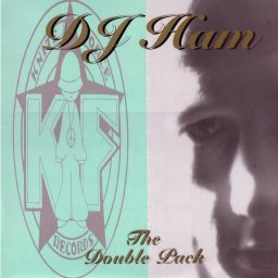 DJ Ham - The Double Pack - Kniteforce Records - 25:13 - 08.01.1995