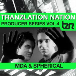 Various Artists - Tranzlation Nation - MDA & Spherical - Tranzlation - 01:14:47 - 04.11.2013
