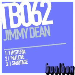 Jimmy Dean - Jimmy Dean EP - Toolbox Recordings - 21:50 - 05.11.2009