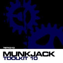 Various Artists - Toolkit Vol 10 - Munkjack - Toolbox Recordings - 58:41 - 01.03.2010