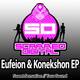 Eufeion & Konekshon - Eufeion & Konekshon EP - Scarred Digital - 09:40 - 28.05.2014