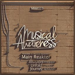 Main Reaktor - Welcome To Musical Awareness! - Musical Awareness Records - 25:00 - 30.06.2014
