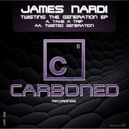 James Nardi - Twisting The Generation EP - Carboned Recordings - 16:15 - 29.09.2014