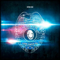 Hardstyle Mafia, Nutty T - The Punch Patrol (Album Sampler 04) - Spoontech Records - 12:11 - 13.10.2014