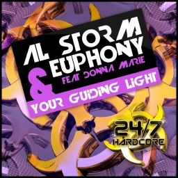 Al Storm & Euphony feat. Donna-Marie - Your Guiding Light - 24/7 Hardcore - 10:04 - 05.01.2015
