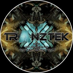 DJ Husband - Digital Disruption - Tranztek Recordings - 21:53 - 16.04.2013