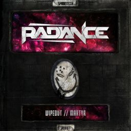 Radiance - Wipeout / Martyr - Spoontech Records - 10:33 - 06.07.2015