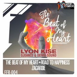 Lyon Kise, DJ Dance & Deivid Sound - The Beat Of My Heart - Flight Force Records - 20:06 - 16.07.2015