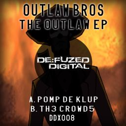 Outlaw Bros - The Outlaw EP - De:Fuzed Digital - 09:31 - 21.07.2015