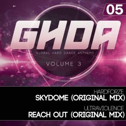 Ultraviolence & Hardforze - GHDA Releases S3-05, Vol. 3 - Ultraviolence Recordings - 10:03 - 04.08.2015