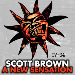 Scott Brown - A New Sensation - Twisted Vinyl - 10:10 - 02.09.2015