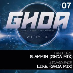 Ultraviolence & Hardforze - GHDA Releases S3-07, Vol. 3 - Ultraviolence Recordings - 09:00 - 22.09.2015