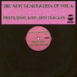 Various Artists - The New Generation EP, Vol. 4 - Desk Records - 22:50 - 05.11.2015