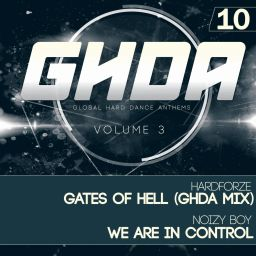 Hardforze & Noizy Boy - GHDA Releases S3-10, Vol. 3 - Ultraviolence Recordings - 11:09 - 08.12.2015