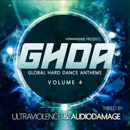 Various Artists - Global Hard Dance Anthems, Vol. 4 - Ultraviolence Recordings - 02:32:11 - 15.12.2015