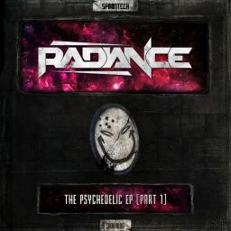 Radiance - The Psychedelic EP - Spoontech Records - 20:17 - 07.03.2016