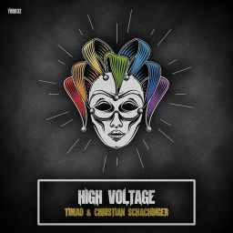 Christian Schachinger, TIMAO - High Voltage - Yellow Hazard Recordings - 42:35 - 09.05.2016