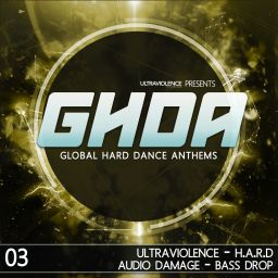 Ultraviolence & Audio Damage - GHDA Releases S4-03, Vol. 4 - Ultraviolence Recordings - 09:02 - 21.06.2016