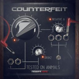 Counterfeit - Tested On Animals - Negative Audio - 14:43 - 01.06.2014
