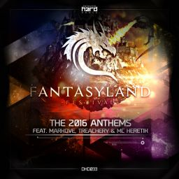 Markove & Treachery - Fantasyland: The 2016 Anthems - Denver Hard Dance - 12:14 - 02.08.2016