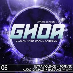 Ultraviolence & Audio Damage - GHDA Releases S4-06, Vol. 4 - Ultraviolence Recordings - 09:34 - 23.08.2016