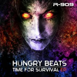 Hungry Beats - Time For Survival EP - R909 Records - 08:34 - 11.01.2017