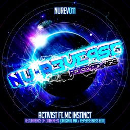 Activist Ft. Mc Instinct - Recurrence of Darkness - Nu Reverse Recordings - 08:31 - 19.05.2017