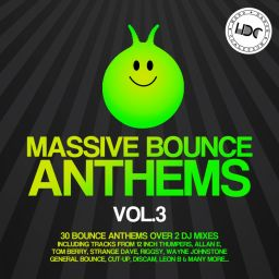 Various Artists - Massive Bounce Anthems, Vol. 3 - Hard Dance Coalition - 05:46:05 - 16.08.2017