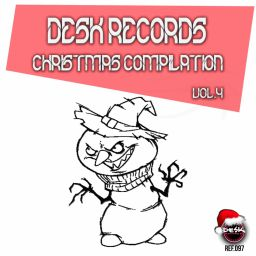 Various Artists - Desk Records Christmas Compilation, Vol. 4 - Desk Records - 01:02:18 - 25.12.2017