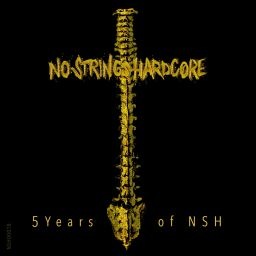 Various Artists - 5 Years Of NSH - No Strings Hardcore - 01:25:59 - 26.03.2018