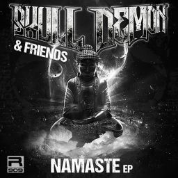 Skull Demon & Friends - Namaste EP - R909 Records - 18:26 - 23.03.2018