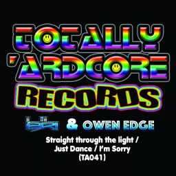 Lil Bri & Owen Edge - Straight Through The Light / Just Dance / I'm Sorry - Totally Ardcore Records - 14:45 - 04.05.2018