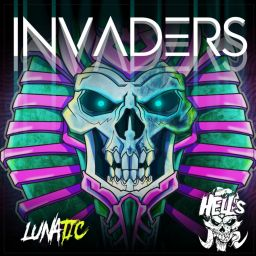 Lunatic - Invaders Album - Hell's Recordings - 01:15:35 - 12.04.2019