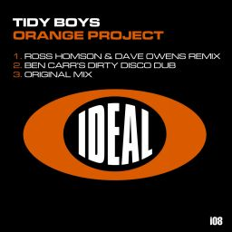 The Tidy Boys - Orange Project - IDEAL - 33:07 - 22.07.2013