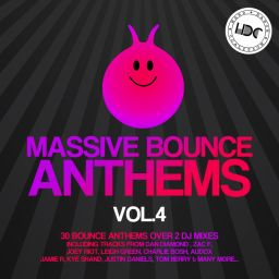 Various Artists - Massive Bounce Anthems, Vol. 4 - Hard Dance Coalition - 05:31:32 - 15.08.2018