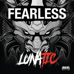 Lunatic - Fearless (2018) - Hell's Recordings - 01:00:13 - 21.08.2019