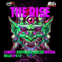 Lunatic - The Rise - Hell's Recordings - 14:04 - 19.09.2019