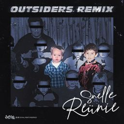 Snelle - Reünie (Outsiders Remix) - ROQ 'N Rolla Music - 07:33 - 16.10.2019