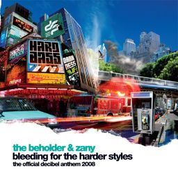The Beholder And Zany - Bleeding For The Harder Style - Cloud 9 Dance - 13:54 - 08.12.2011