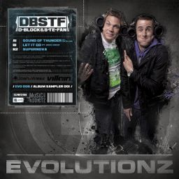 D-Block & S-te-Fan featuring Josh & Wesz and MC Vi - Scantraxx Evolutionz 006 - Scantraxx Evolutionz - 17:43 - 05.09.2009