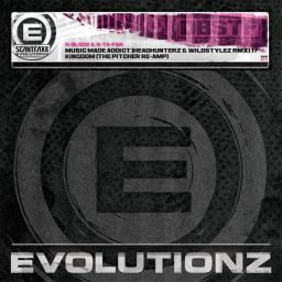 D-Block & S-te-Fan - Music Made Addict (Rmx EP Part 1) - Scantraxx Evolutionz - 12:09 - 24.01.2011