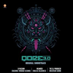 D-Passion, Meander and The Dj Producer - QORE 3.0 - OST - Q-Dance Records - 20:27 - 02.11.2012